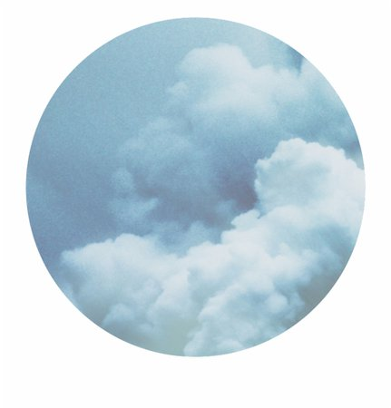 ##circle #céu #blue #circulo #png #tumblr #colors # - Blue Aesthetic Cloud Background, Transparent Png Download For Free #2374472 - Trzcacak