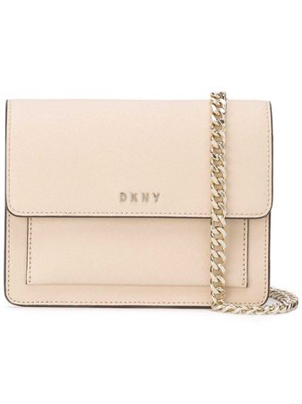dkny dresses harvey nichols, DKNY mini flap crossbody bag 277 NUDE Women Bags Satchels & Cross Body, dkny shoes flats USA official online shop