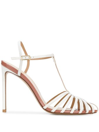 Francesco Russo, strappy 120mm sandals