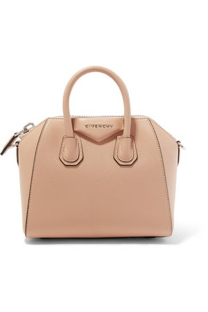 Givenchy | Antigona mini textured-leather tote | NET-A-PORTER.COM