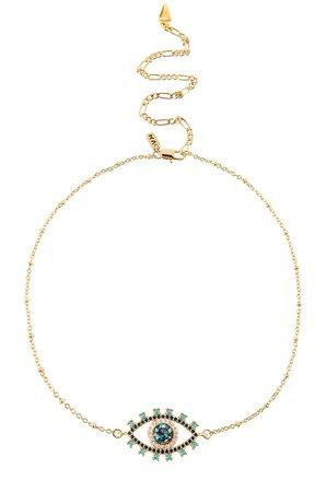 The Glaring Necklace