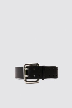 LEATHER BELT WITH KNOT | ZARA Russian Federation