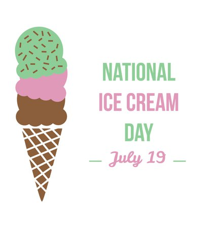 ice cream national day - Google Search