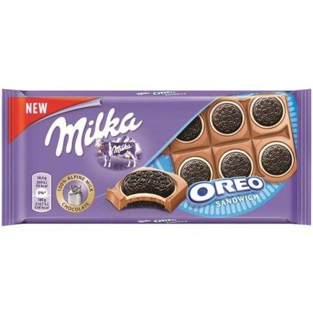 "CHOCOLATE OREO SANDWICH ""MILKA"""
