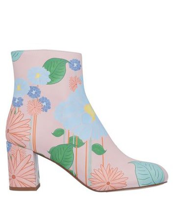 Camilla Elphick Ankle Boot - Women Camilla Elphick Ankle Boots online on YOOX United States - 11690243TT