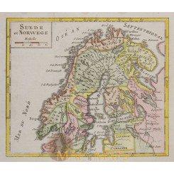 Northern Europe Old Maps of Scandinavia | Mapandmaps - MapandMaps.com