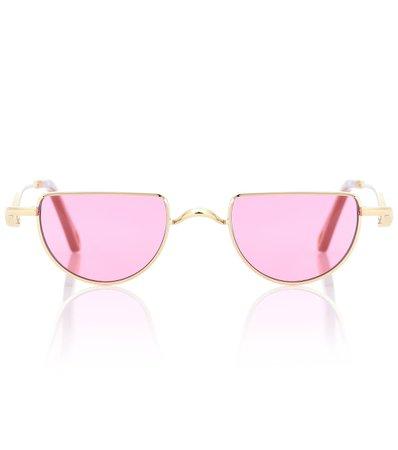 Carlina Round Sunglasses - Chloé | Mytheresa