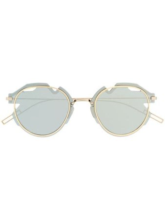 Dior Eyewear Dior Breaker Sunglasses - Farfetch