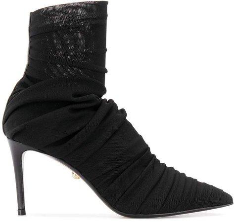 Mesh Sock Boots