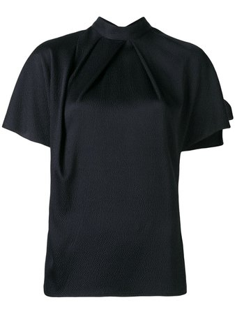 Victoria Beckham Draped Top - Farfetch