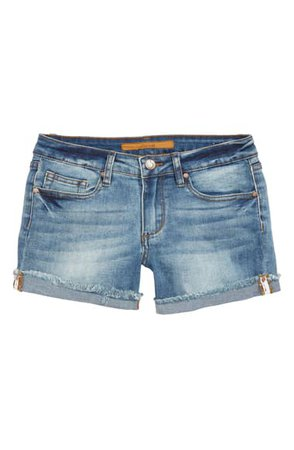 Joe's The Markie Mid Rise Shorts (Big Girl) | Nordstrom