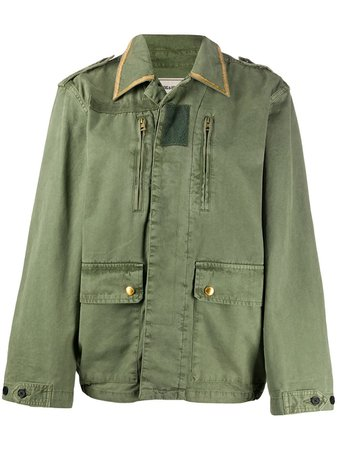 Zadig&voltaire Kid Military Jacket Ss20 | Farfetch.com
