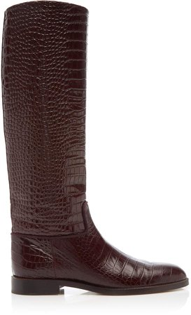 Brock Collection Leather Riding Boots