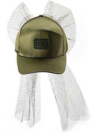 Fenty X Puma Green Hat
