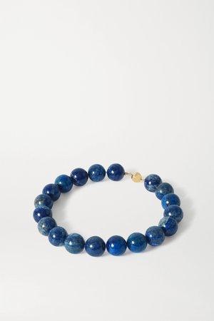 Blue Perriand gold vermeil lapis lazuli necklace   Sophie Buhai   NET-A-PORTER