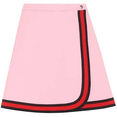Gucci Wrap-Style Skirt