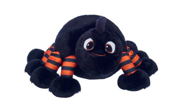 spider plush
