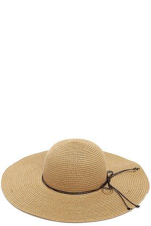 Cute Tan Hat - Sun Hat - Floppy Hat - $14.00 - Lulus