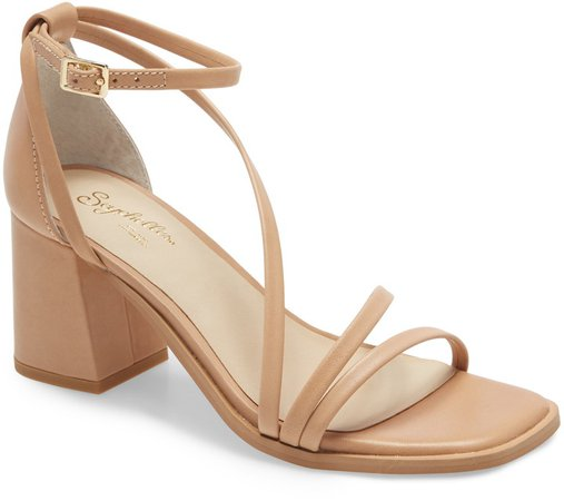 Comradery Strappy Sandal