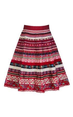 Mon Chérie Ribbon Skirt by Lena Hoschek | Moda Operandi