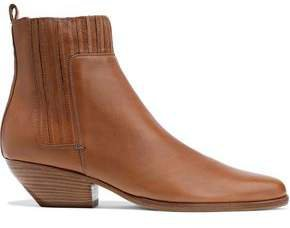 Eckland Leather Ankle Boots