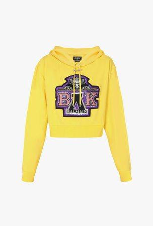 Embroidered Hoodie BALMAIN X BEYONCÉ ‎ for ‎Women‎ - On Sale