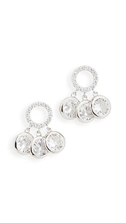 Shashi Les Glacons Earrings | SHOPBOP