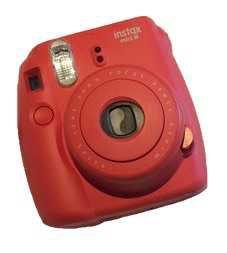 Red Instax Mini