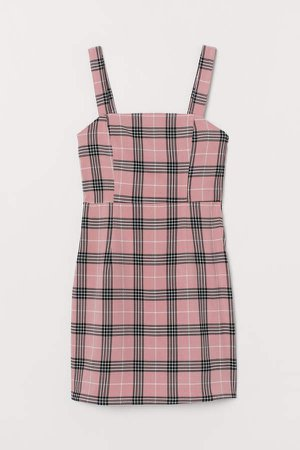 Short Dress - Pink