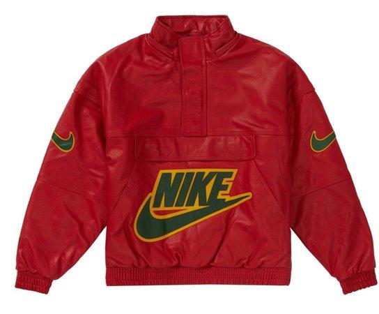 Nike x supreme bomber