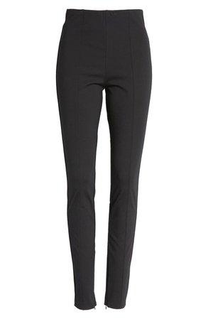 Split Hem Knit Pants | Nordstrom