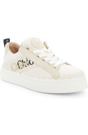 Chloé Lauren Low Top Sneaker (Women) | Nordstrom