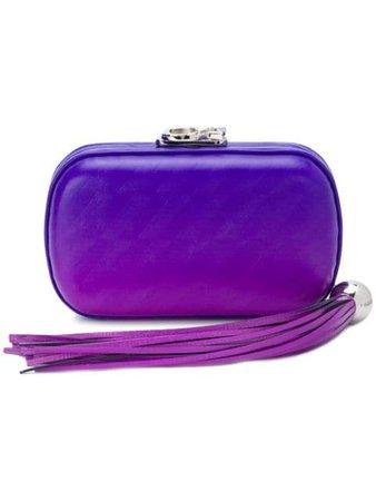 Purple Corto Moltedo tassle Susan bag B0266476 - Farfetch