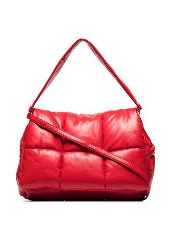 STAND STUDIO Wanda Quilted Shoulder Bag - Farfetch
