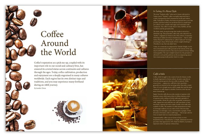Laura Gannarelli - Editorial Layout | 64 page magazine (concepts)
