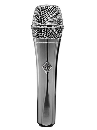 Amazon.com: Telefunken M80 microphone dinamic, Cromado: Musical Instruments