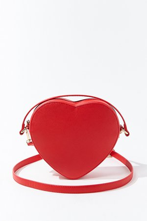 Heart-Shaped Crossbody Bag | Forever 21