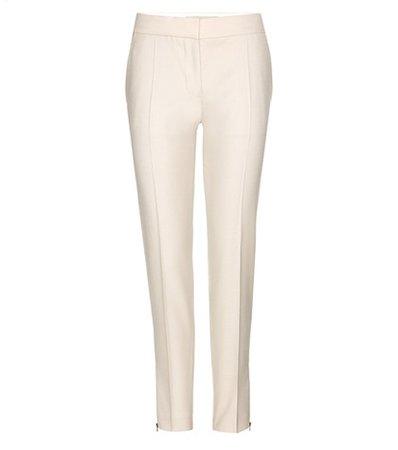 Vivianne wool trousers