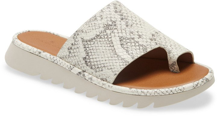Farley Toe Loop Sandal