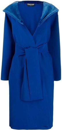 Le Petite Robe Di Lizeth belted coat