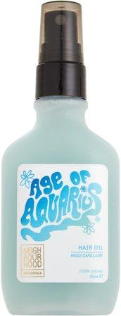 Age of Aquarius Hair Oil