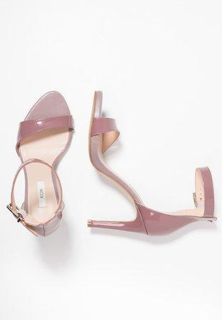 KIOMI Sandaler med høye hæler - mauve - Zalando.no