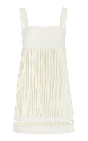 Saskia Fringed Mini Dress By Alexis | Moda Operandi