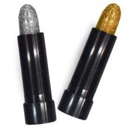 glittery lipsticks