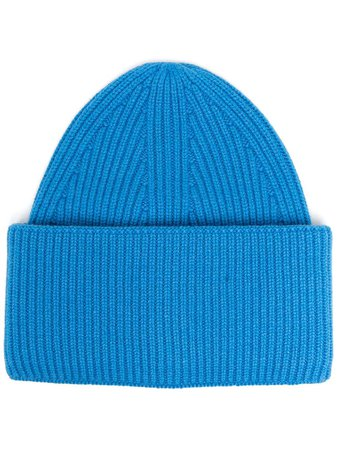 Laneus Ribbed Beanie Hat - Farfetch