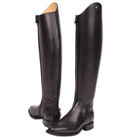 DeNiro Raffaello Dressage Boot - Black - Centerline Style Equestrian Boutique