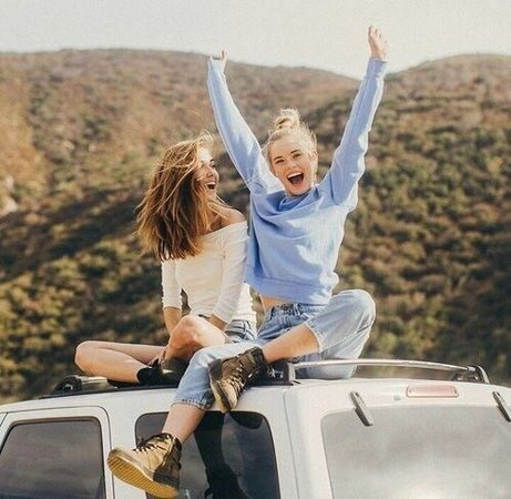 best friends road trip - Google Search