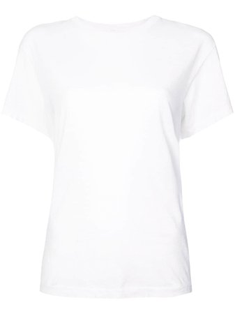 RE/DONE Girlfriend T-shirt - Farfetch