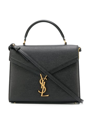 Saint Laurent Cassandra Medium Top Handle Bag - Farfetch