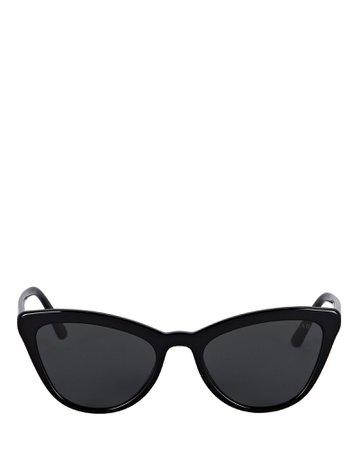 Prada Ultravox Cat Eye Sunglasses   INTERMIX®